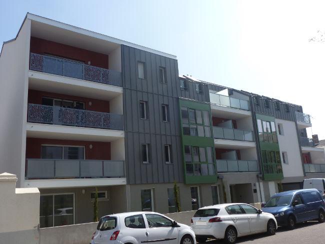 20 logements Résidence Loriel à Nantes