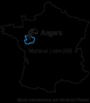 Bureau ETC à Angers
